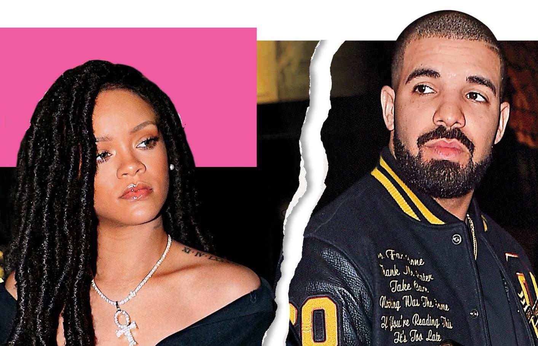 Rihanna drake it 39 s over for Rihanna and drake matching tattoos