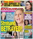 National Enquirer February 3,2014 Magazine