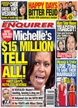 National Enquirer February 17,2014 Magazine
