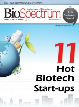 Bio Spectrum March 2014 Magazine